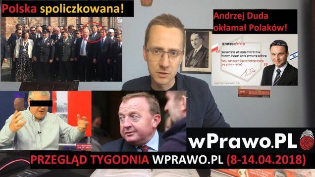 """A. Duda nas okłamał, szarlatan z Lublina i """"nagroda"""" dla Dr Ewy Kurek – Przegląd tyg. (7-14.2018)"""