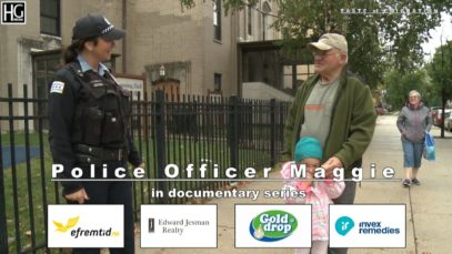 Chicago Angel czyli Maggie Story – cz. 2. Officer Friendly
