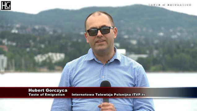 Hubert Gorczyca – zaproszenie do  Internetowej Telewizji Polonijnej   iTVP.tv