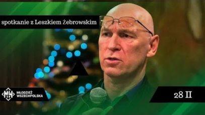 Leszek Żebrowski: Kampania nienawiści wokół Żołnierzy Wyklętych