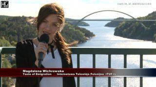 Magdalena Wichrowska – – zaproszenie do  Internetowej Telewizji Polonijnej   iTVP.tv
