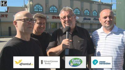 """Polska – Czarnogóra 4:2 – Strefa Kibica w Chicago – """"Jolly Inn"""""""