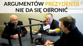 Weto Andrzeja Dudy to wstyd. Szewczak, Lech Kowalski u Gadowskiego.