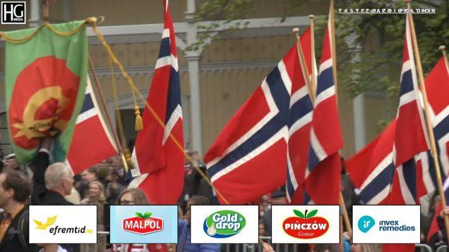 17 maja 2015 – uroczystość w Oslo