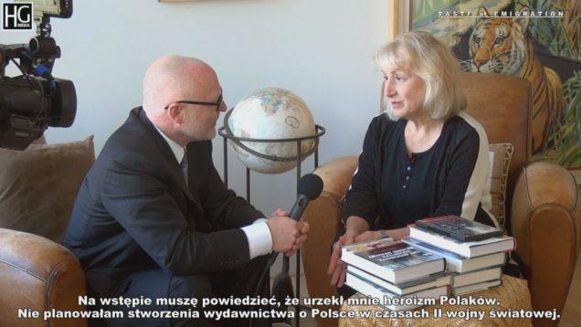 """Edward Wojciech's story""  Terry Tegnazian – President, Aquila Polonica Publishing"