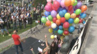 Let the children be set free! 11 czerwca 2016, Oslo.