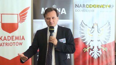Przyszłość prawicy w Polsce: analiza, cele, dyskusja – Tomasz Sommer ▶Piknik Prawicy 2018◀