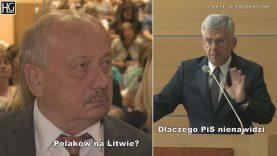 Dlaczego PiS nienawidzi Polaków na Litwie?