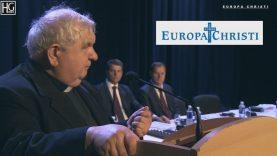 Ks. Infuat Ireneusz Skubiś – Ruch Europa Christi – Wilno 2018