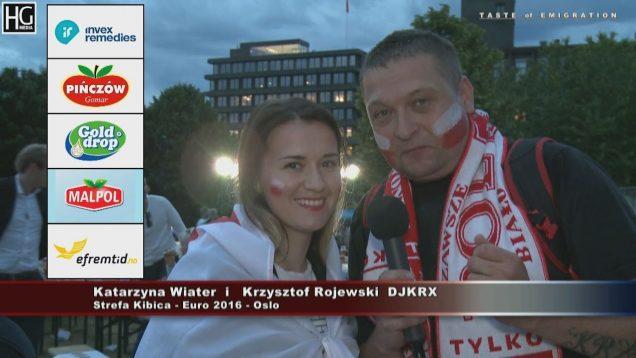 Polska-Niemcy 0:0 – Strefa Kibica w Oslo