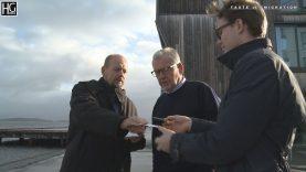 Z Jerzym Marszałkiem w Stavanger