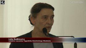 Lidia Dudkiewicz – otwarcie II Konferencji Inicjatyw Polonijnych 2018
