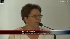 """Renata Cytacka – """"Polska wobec Polaków na Wschodzie i emigracji ekonomicznej"""""""