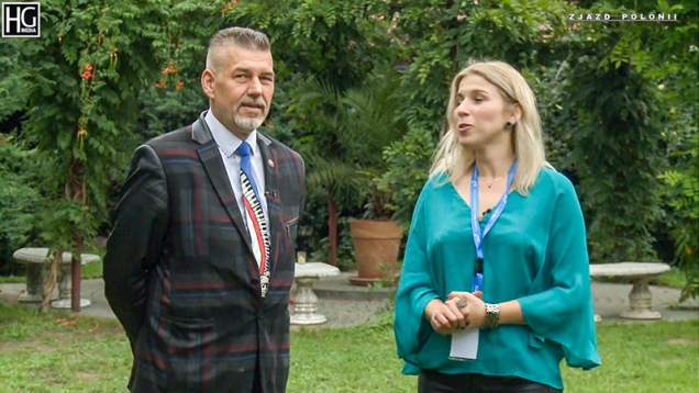Karolina Marciniak i Artur Suchożebrski