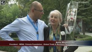Anita Wojtkowska – Zaproszenie na III Międzynarodową Konferencję Gospodarczo-Naukową – 18-19 X 2018