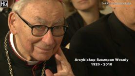 Polityczny testament śp. abp Szczepana Wesołego