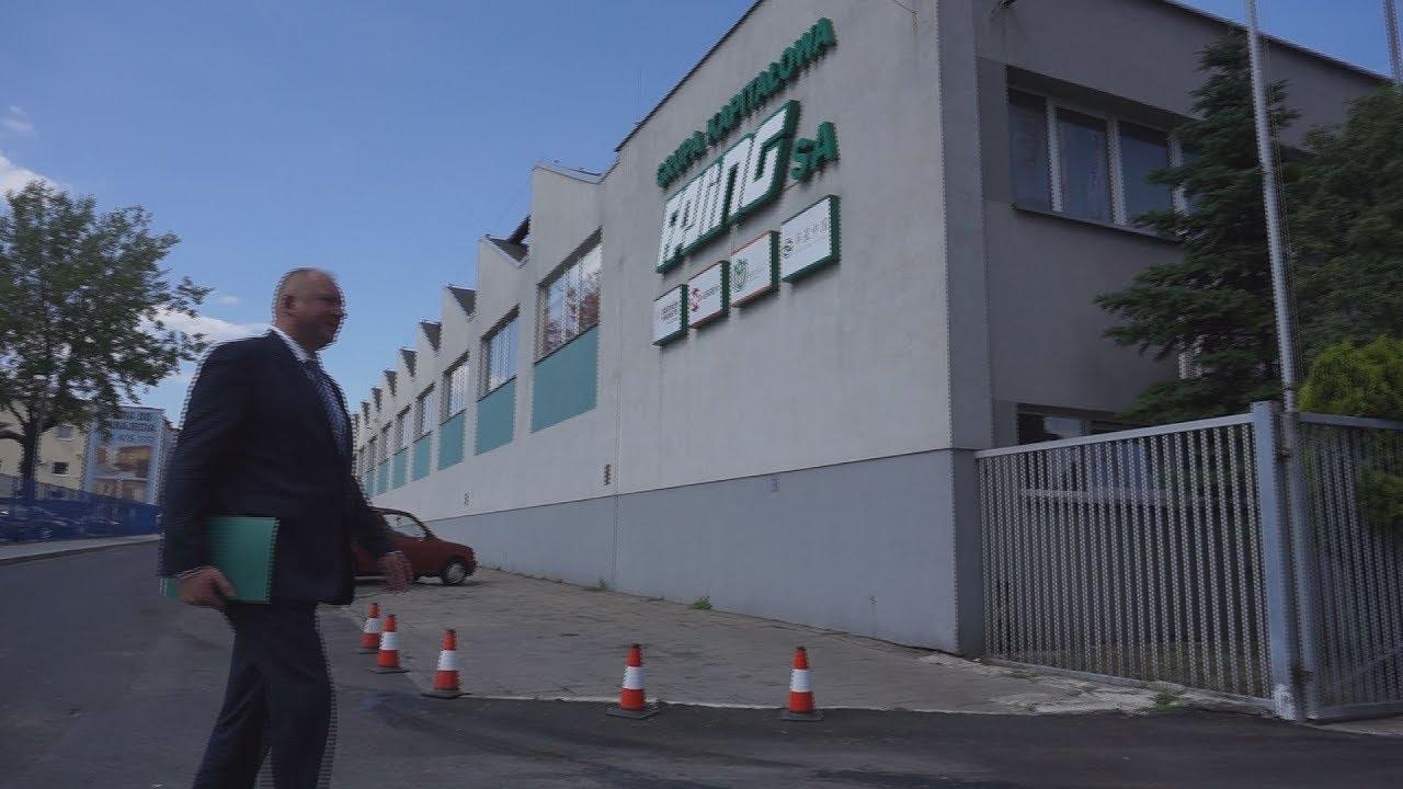 Завод горного оборудования – польск.