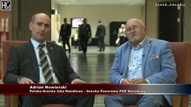 Adrian Nowierski i Zdzisław Wojtasik zapraszają na Grecką Panoramę – PGE Narodowy 2018