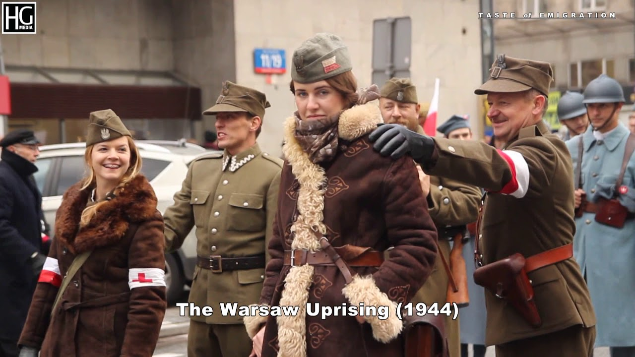 WARSAW INDEPENDENCE DAY MARCH November 11, 2017