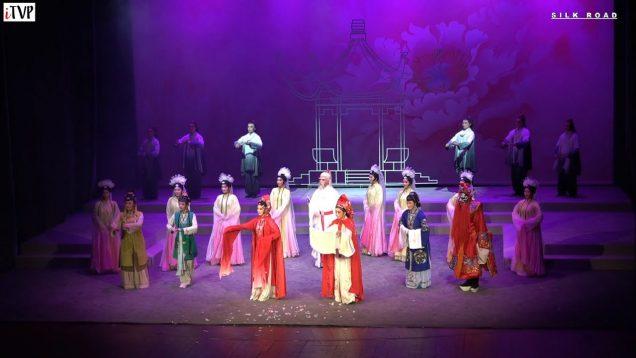 Jedwabny Szlak Kulturalny – Chińska Opera Yue