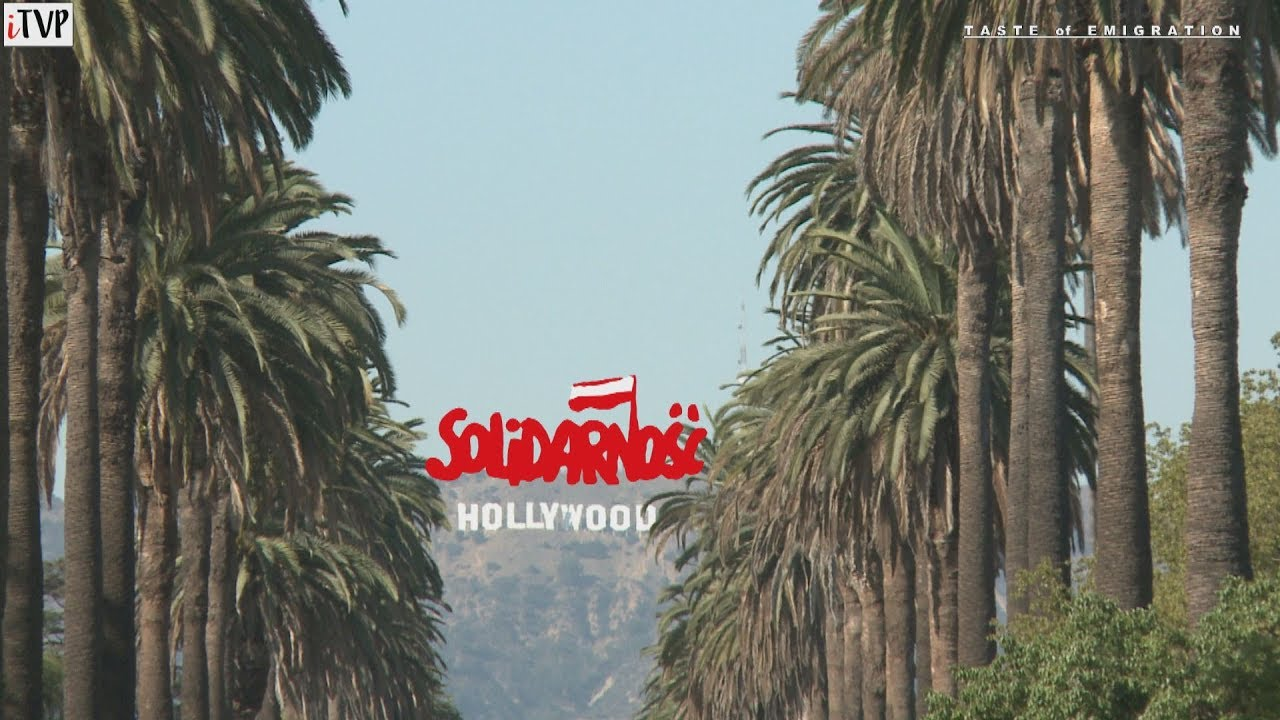 Solidarność in Hollywood