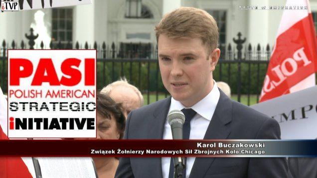 Karol Buczakowski – Washington Speech