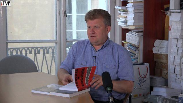 Pedofilią w Kościół – Sebastian Karczewski o genezie powstania książki