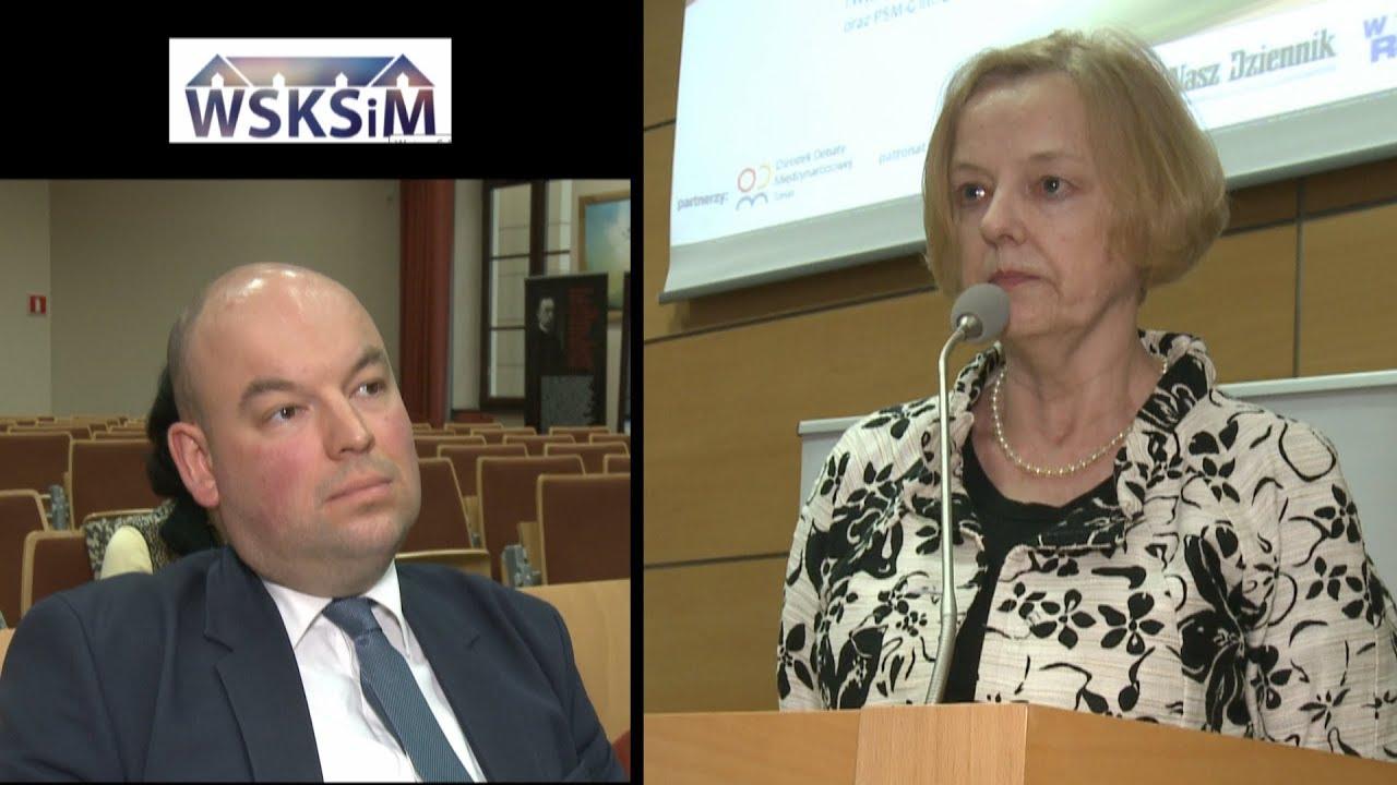 Polonia w obronie godności Polski.  XXII Forum Polonijne w WSKSiM w Toruniu
