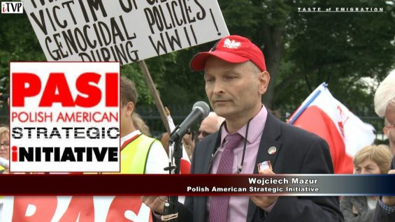 Wojciech Mazur – Washington Speech