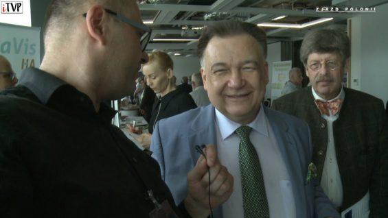 Adam Struzik – Marszałek Województwa Mazowieckiego – o mediach polonijnych