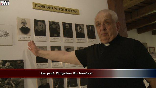 Kontynuować dzieło św. Maksymiliana ks. prof. Z. Iwański przed lll Konferencją Inicjatyw Polonijnych