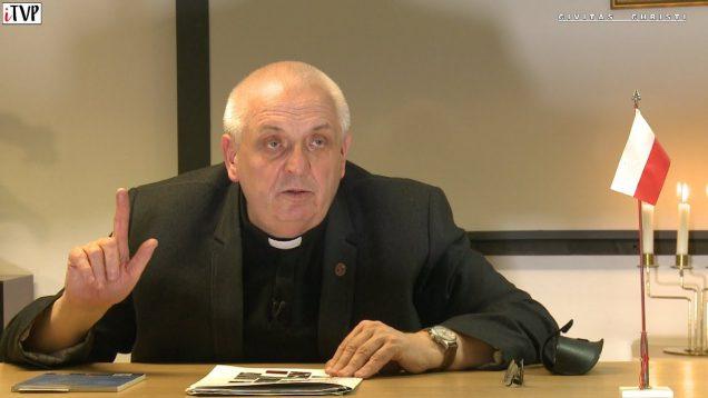 ks. prof. Z. Iwański – wykład o Prymasie Stefanie Wyszyńskim