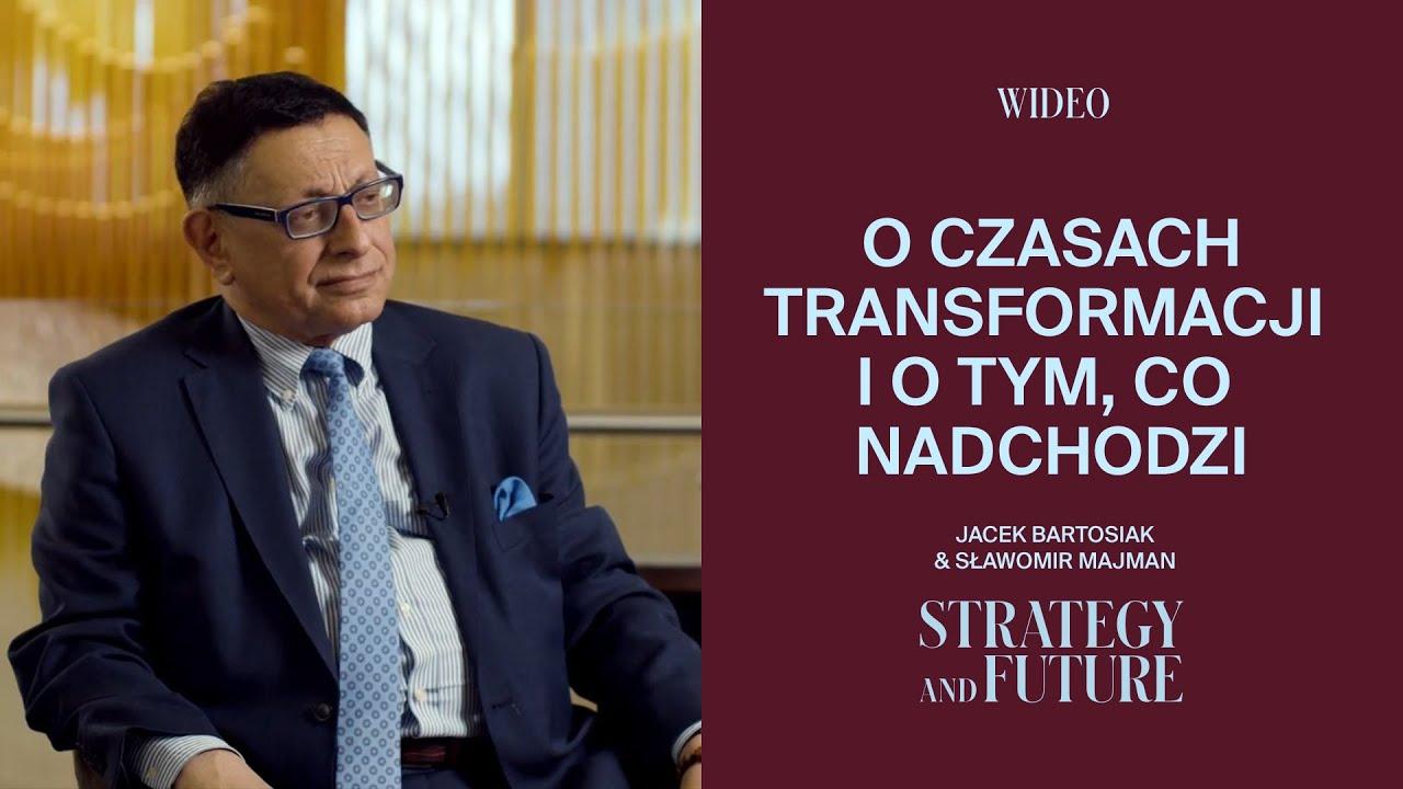 Jacek Bartosiak i Sławomir Majman o Chinach, Eurazji i Rosji