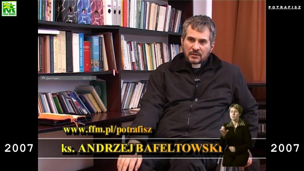 ks. Andrzej Bafeltowski i Mateusz Bartnik / Potrafisz 2020