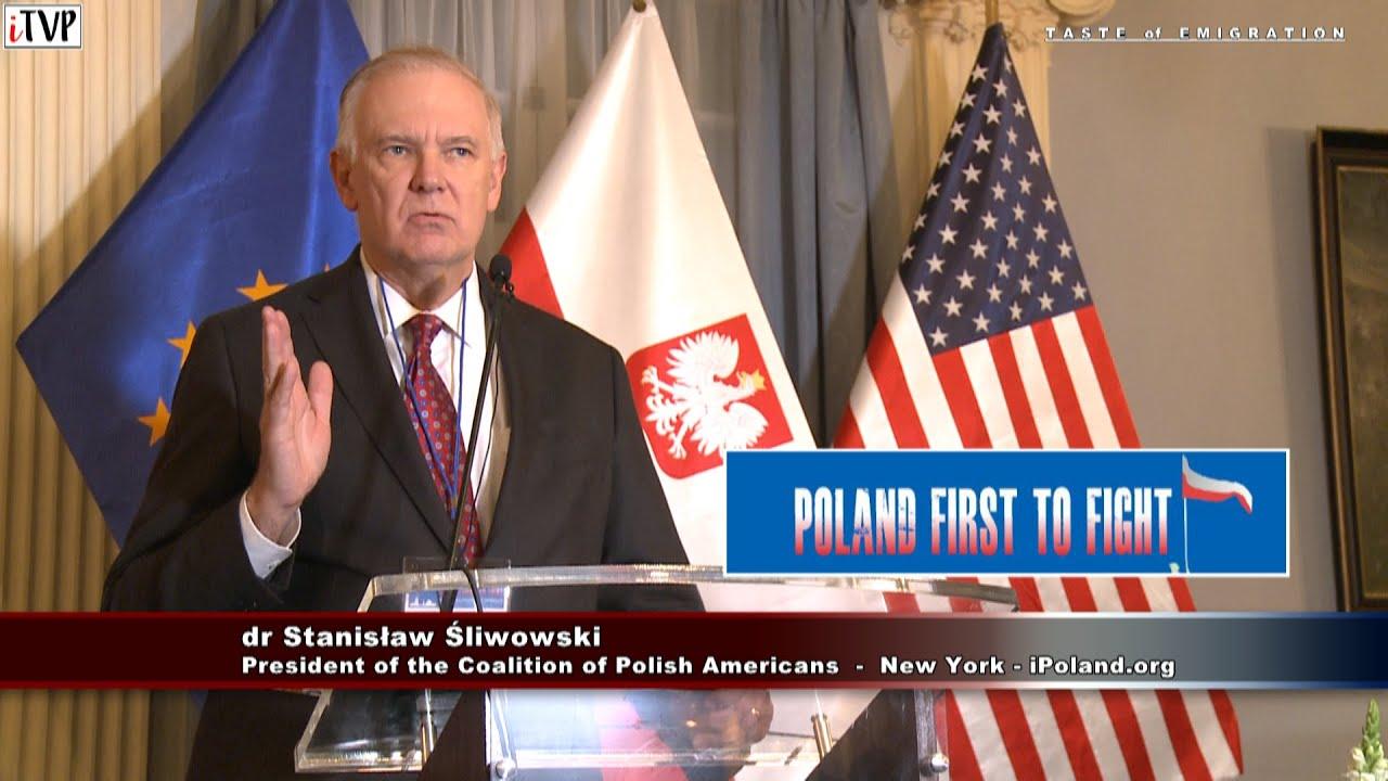 Poland First to Fight – dr Stanisław Śliwowski