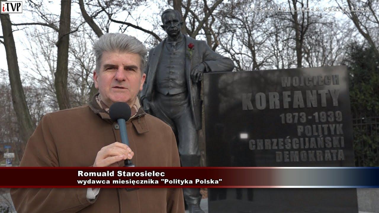 Romuald Starosielec o Wojciechu Korfantym