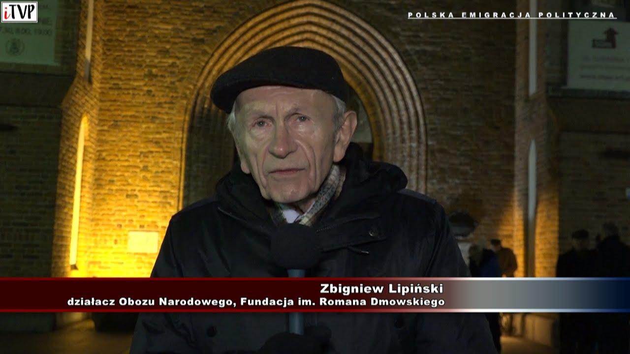 Zbigniew Lipiński o Romanie Dmowskim