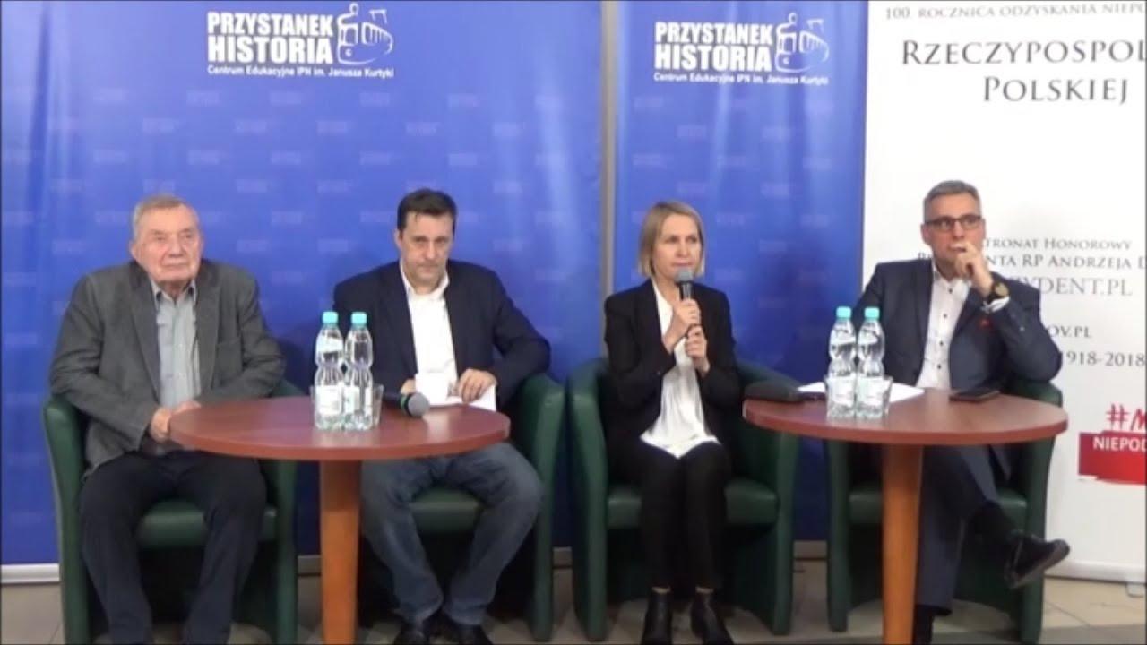 Czy polska tożsamość narodowa jest zagrożona? (Stanisławczyk, Gadowski, Woyciechowski, Szpociński)