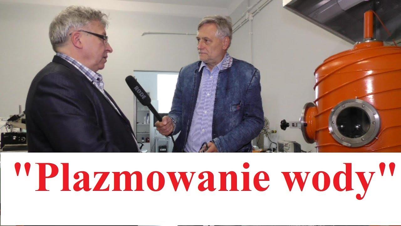"""""""Plazmowanie wody"""" – Ośrodek Technologiczny Zdzisława Oszczędy w Bolesławcu"""