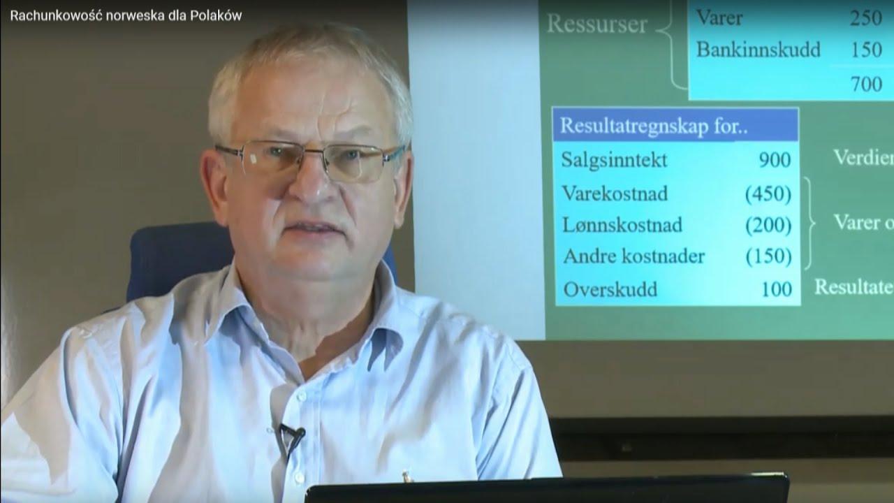 Rachunkowość norweska dla Polaków